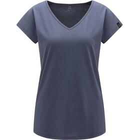 Haglöfs Camp T-shirt Femme, dense blue